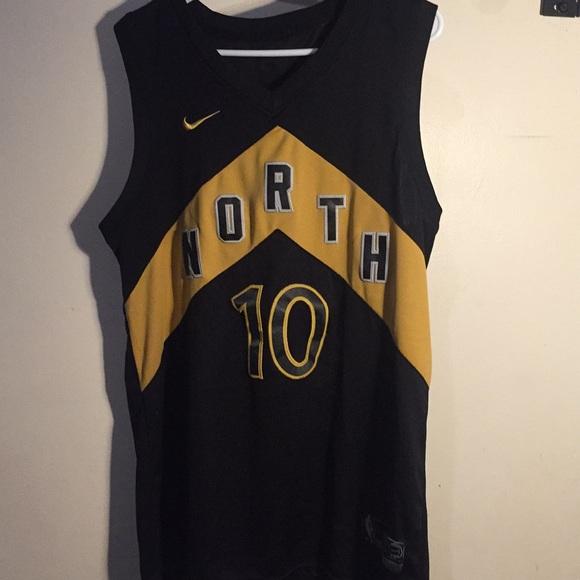 low priced d5bd5 318fc Demar Derozan nike jersey city edition OVO